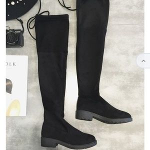 Brand New Over the knee boots